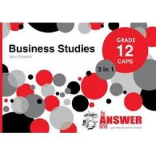 """BUSINESS STUDIES GRADE 12 """"3 in 1"""""""