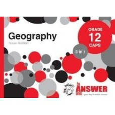 "GEOGRAPHY GRADE 12 ""3 IN 1"""