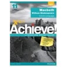 X-KIT ACHIEVE STUDY GUIDE MACBETH GR11 HL