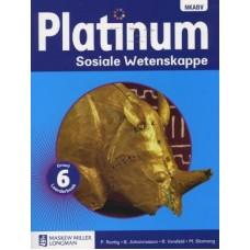PLATINUM SOSIALE WETENSKAPPE GR6 LB CAPS