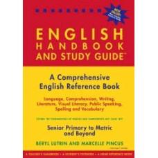 ENGLISH HANDBOOK/STUDY  GUIDE